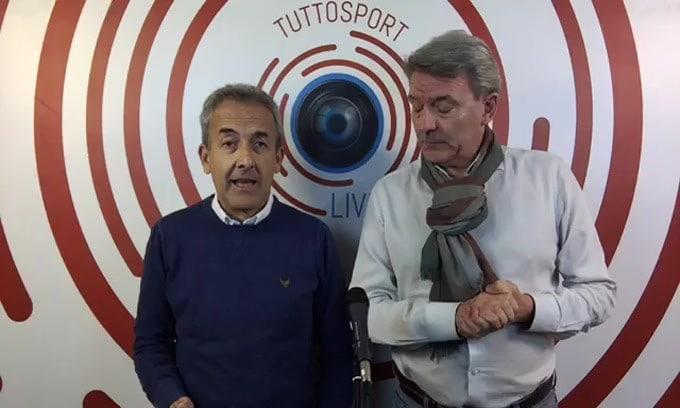 Prima di tutto. Inter-Juve: le ultimissime. Samp, ore contate per Di Francesco.