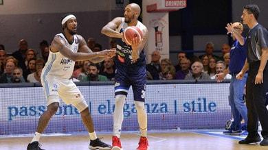 Serie A: Sassari espugna Trento, Brescia ko a Brindisi