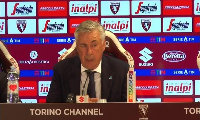 """Ancelotti: """"Creato poco, ma squadra passiva non è vero"""""""
