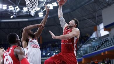 Basket: l'Olimpia torna al successo, la Virtus Bologna batte Venezia