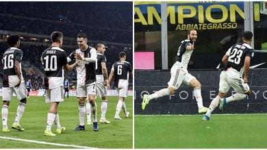 Dybala-Higuain show, la Juve stende l'Inter e vola in testa