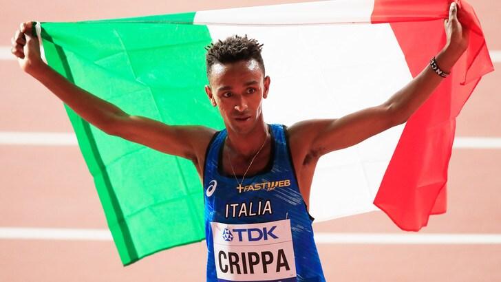 Crippa, strepitoso record italiano nei 10 mila: battuto Antibo