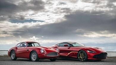 Aston Martin DBS GT Zagato, le immagini