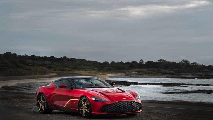 Aston Martin DBS GT Zagato: caratteristiche, prezzo, allestimenti