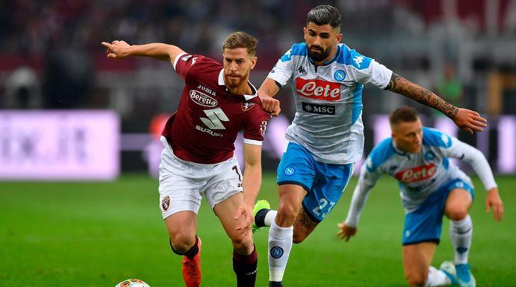 Torino-Napoli, le pagelle: Ansaldi svetta, Verdi aiuta in difesa