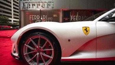 Ferrari Tailor Made a New York: le immagini