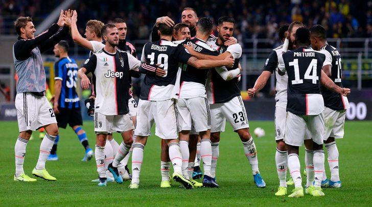 Inter-Juve, è record su Sky: è il match più visto di sempre