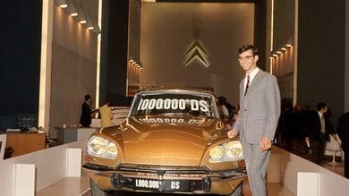 Citroën, 50 anni la DS numero 1 milione: gli scatti