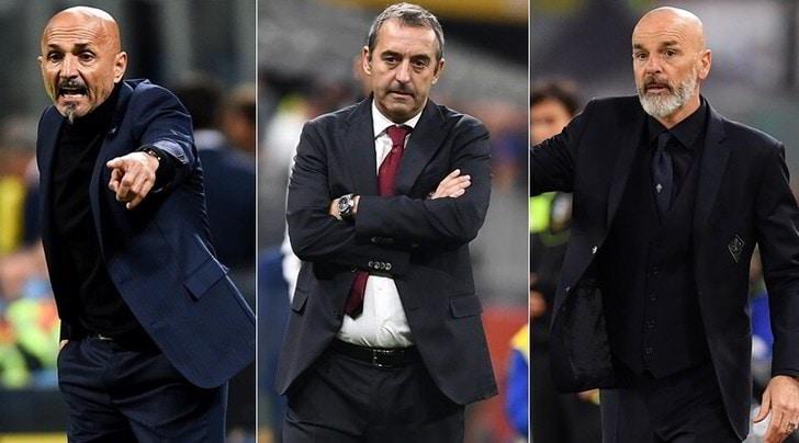 Milan, Spalletti non si libera dall'Inter. Pioli ora è il favorito