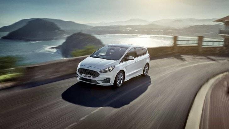 Ford S-Max e Galaxy 2020, novità dal monovolume
