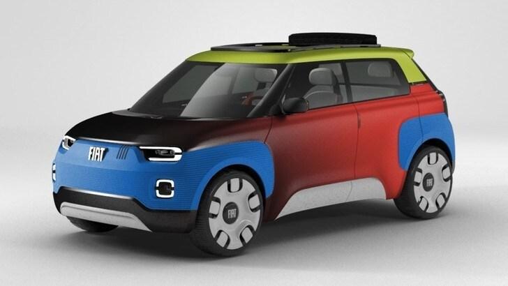 Fiat Centoventi, disponibile il configuratore online per la personalizzazione