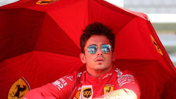 Gp Giappone, Leclerc: