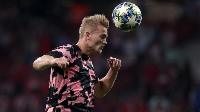La Juve si allena con la maglia tie & dye di adidas