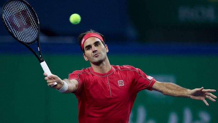 Federer al terzo turno dello Shanghai Masters