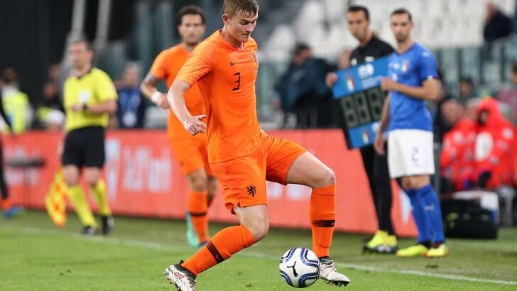 Euro 2020, vince il Galles di Ramsey. Pareggio per l'Olanda di De Ligt
