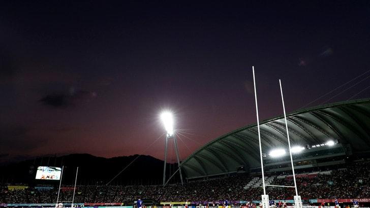 Mondiali di rugby, partite a rischio per il tifone Hagibis