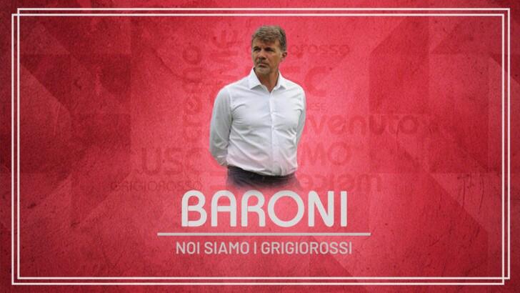 Cremonese, ufficiale: Marco Baroni è il nuovo allenatore
