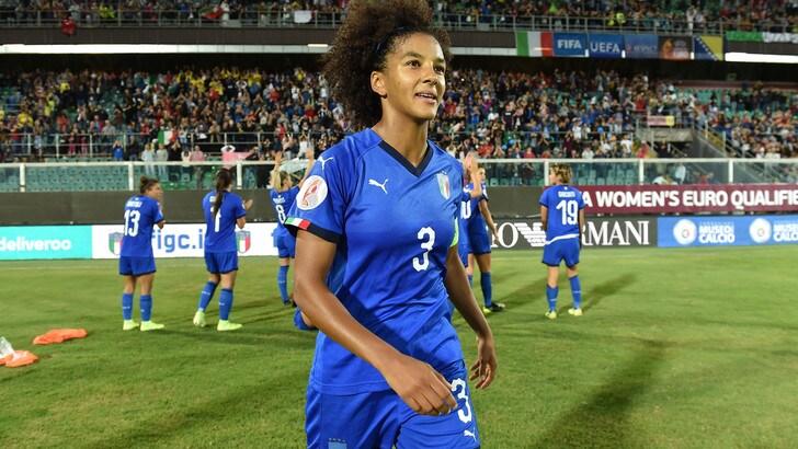Italia donne, superata la Bosnia 2-0: gol di Girelli e Giugliano