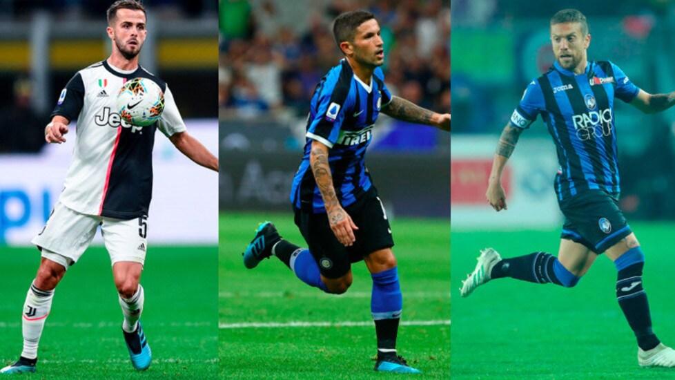 Podio tutto della Serie A: ci sono altri due giocatori del campionato italiano dietro lo juventino