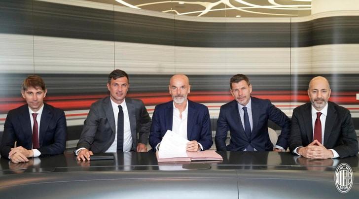 Milan, Pioli è ufficiale. Alle 13 la presentazione