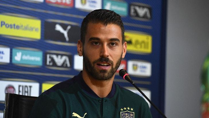 """Spinazzola: """"Rimpianto per l'addio alla Juve? Ora sono felice"""""""