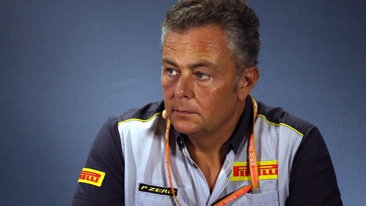 F1, Isola (Pirelli):