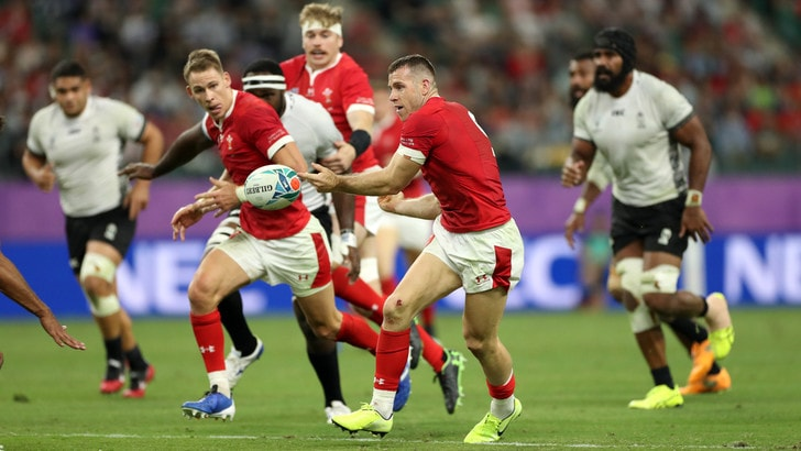 Mondiali rugby, il Galles batte le Fiji e va ai quarti