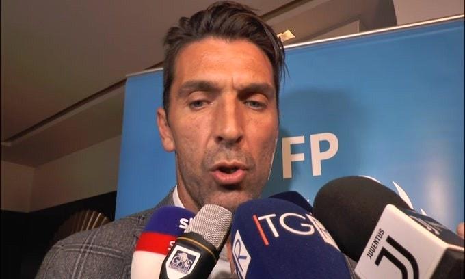 "Buffon: ""Inter rivale n°1 grazie a Conte"""