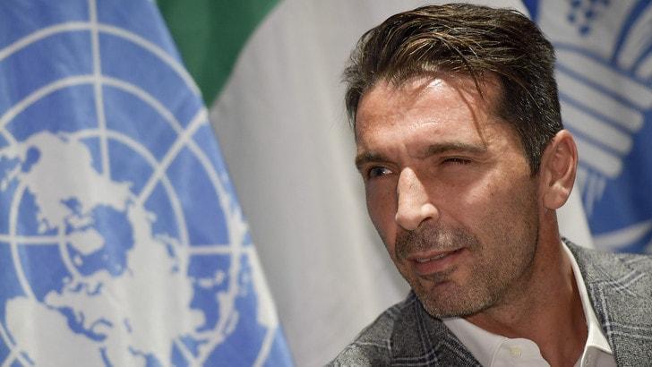 """Juve, Buffon: """"Sono ancora un calciatore competitivo"""""""