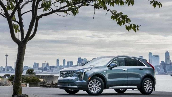 Cadillac XT4 tenta fortuna in Europa (e in Italia)