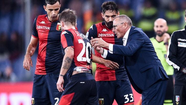 Genoa, via il tabù trasferta