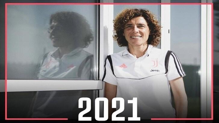 Juve Women, Rita Guarino rinnova fino al 2021