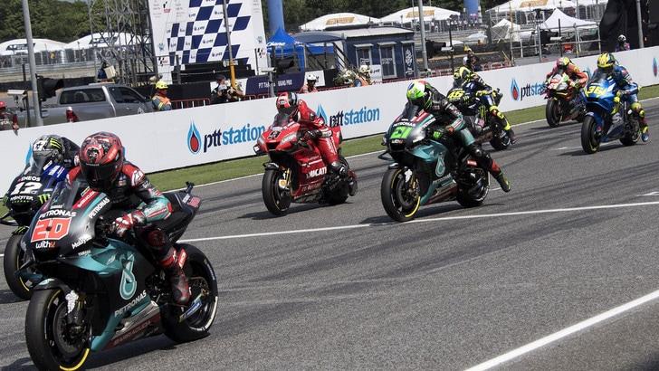 MotoGp: dal 2022 torna il Gran Premio del Brasile