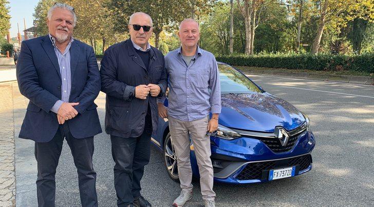 Test Drive Experiences: la prova di Torino della Renault Clio