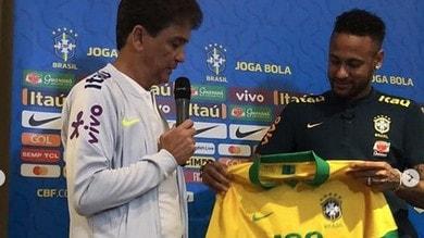 Neymar, un giovane centenario con il Brasile