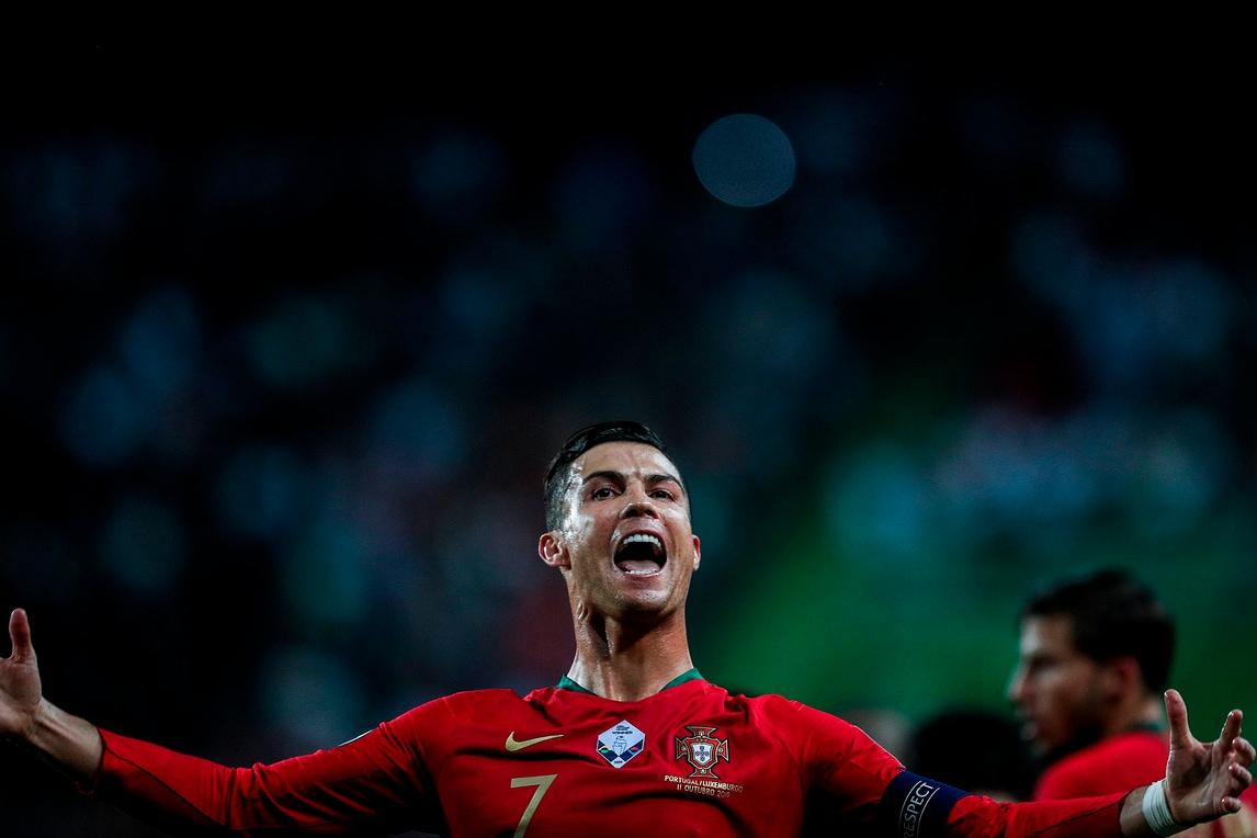 Portogallo, Ronaldo:
