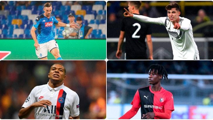 Barcellona e Real Madrid puntano sulla linea verde: i 4 giovani nel mirino