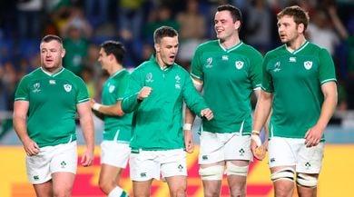 Mondiali di rugby: Irlanda ai quarti, battuta Samoa 47-5