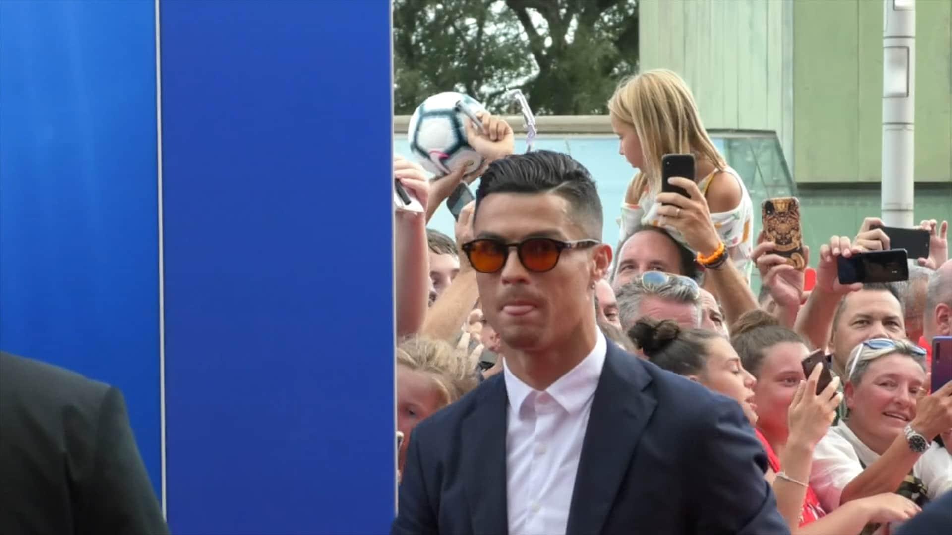Ronaldo a un passo dai 700 gol in carriera