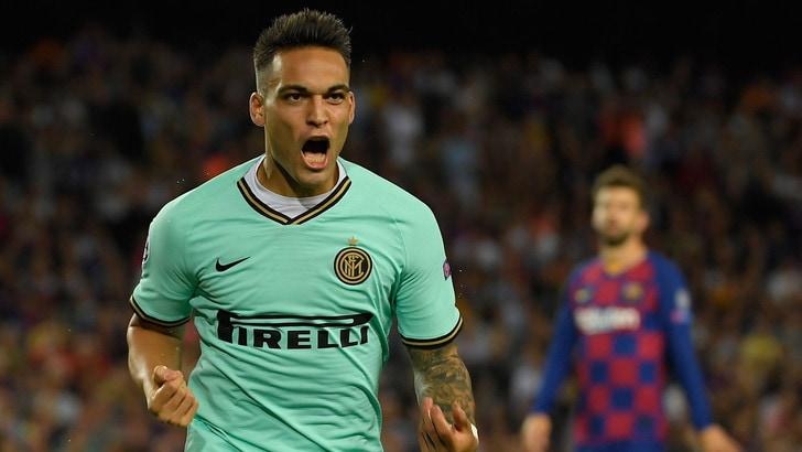 Inter, stai attenta: il Barça su Martinez