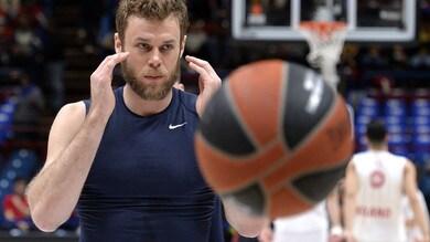 Nba: i Pelicans di Melli stendono gli Spurs di Belinelli