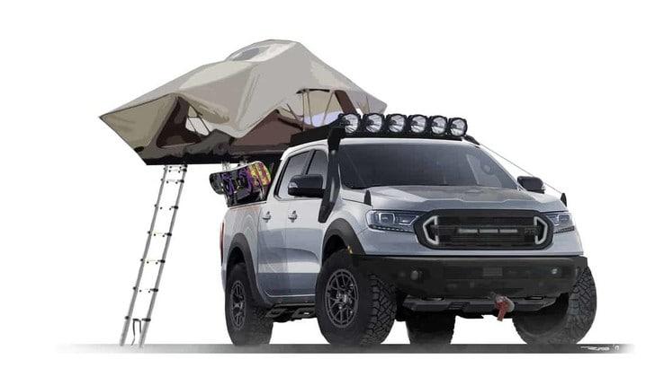 Ford: i nuovi Transit e Ranger al SEMA