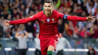 """Portogallo, Ronaldo: """"Orgoglioso di aver segnato il 700° gol in carriera"""""""
