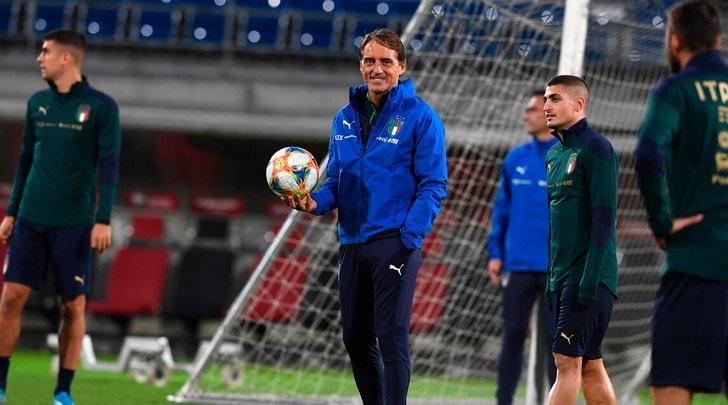 Liechtenstein-Italia, la formazione ufficiale di Mancini