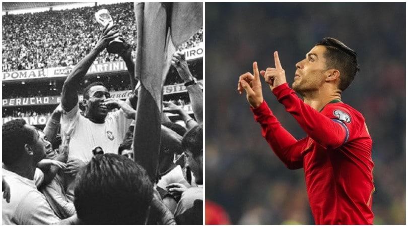 Cristiano Ronaldo. 700 gol! Ora punta Pelè