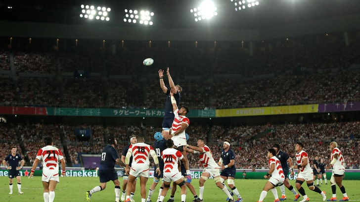Mondiali di rugby, Alan Gilpin: