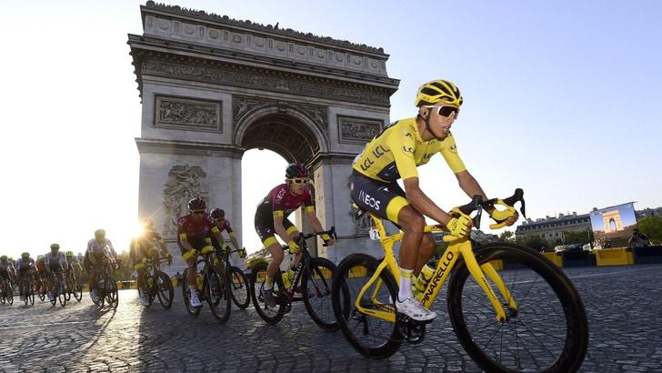 Ecco il Tour de France 2020, 21 tappe e una sola cronometro