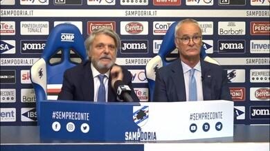 """Ferrero presenta Ranieri: """"Sono onorato"""""""