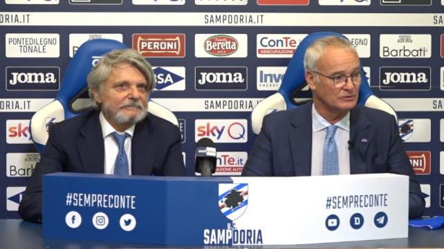 """Ranieri: """"Quagliarella? Aiutati che Dio ti aiuta..."""""""