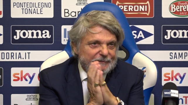"""Ferrero: """"Parlo sempre con Totti e Cassano..."""""""